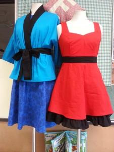 Happi and Tiff's Dress